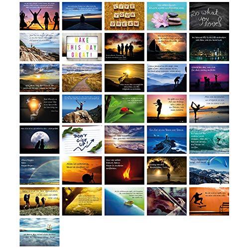Clever Pool Motivationskarten 36 Stück -...