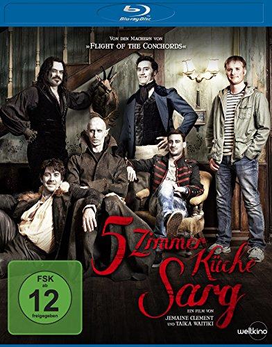 5 Zimmer Küche Sarg [Blu-ray]