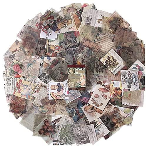 NA 400 Stück Scrapbook Papier Karton Hintergrund...