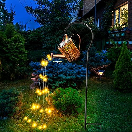 Solare Gartenleuchten,LED Gartenlichter Feenlampe,...