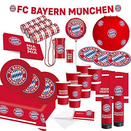 FC Bayern München Party Set · XXL Fußball Party...