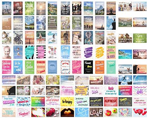 Edition Seidel Set 100 Postkarten Leben & Momente...