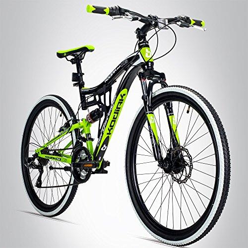 Bergsteiger Kodiak 26 Zoll Mountainbike, geeignet...