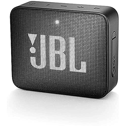 JBL GO 2 kleine Musikbox in Schwarz –...
