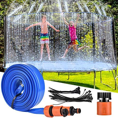 LETIGO Trampoline Sprinkler, 12 m Outdoor...