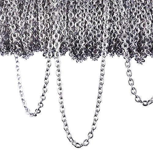 12 Meter Edelstahl Kabel Kette Link Kette...