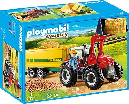 Playmobil Country 70131 Riesentraktor mit...