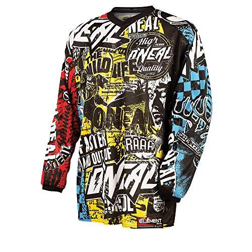 O'NEAL | Motocross-Shirt Langarm | Kinder | MX MTB...