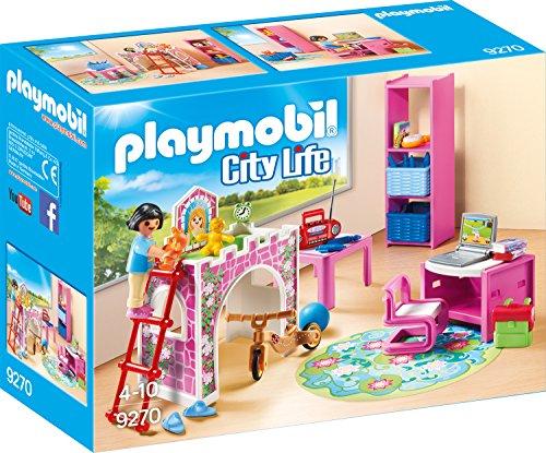 Playmobil City Life 9270 Fröhliches Kinderzimmer,...