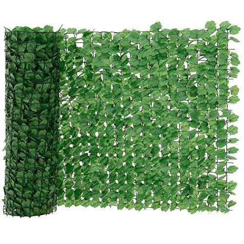 [neu.haus] Blätterzaun (100 x 300 cm)...