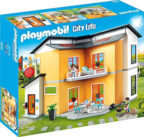 Playmobil City Life 9266 Modernes Wohnhaus, Mit...
