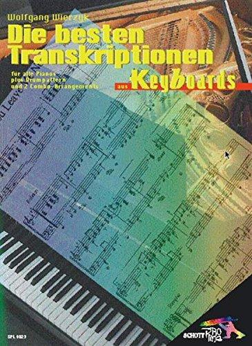 Die besten Transkriptionen für Klavier aus...
