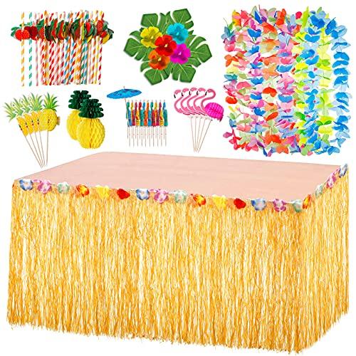 EXTSUD Hawaii Party Dekoration, Tropische Party...
