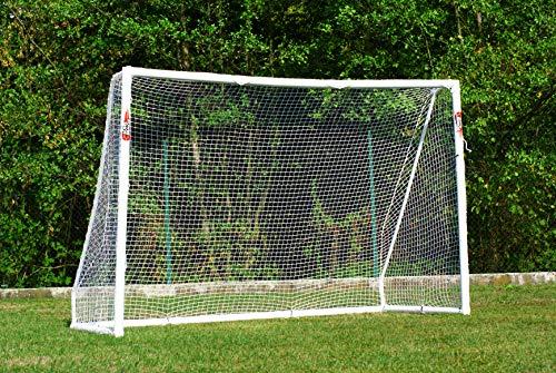 POWERSHOT® Fußballtor PRO 3 x 2 m aus uPVC,...