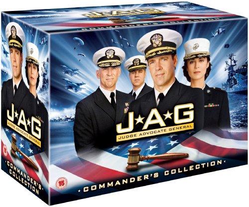 JAG - Im Auftrag der Ehre (komplette Serie,...