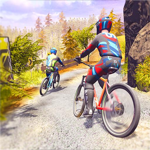 Mountain Bike Downhill Racing - Offroad MTB
